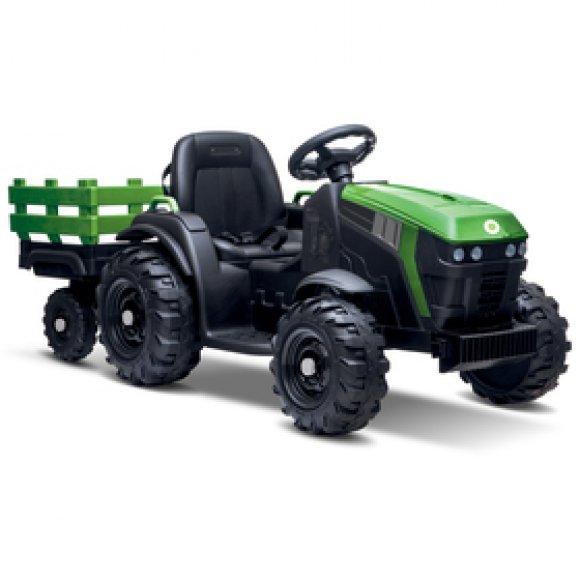 BEC 8211 Farm Tractor trailer BUDDY TOYS